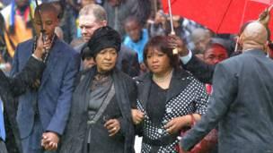 Misa mengenang Mandela