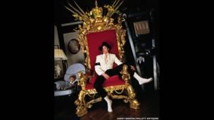 Michael Jackson, Neverland, California, 1997