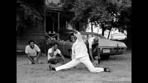 James Brown, Augusta, Georgia, 1979.