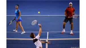 टेनिस, ऑस्ट्रेलियाई ओपेन, सानिया