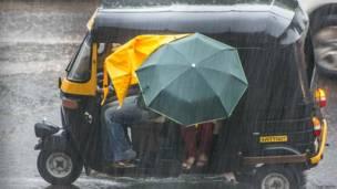 बीबीसी पाठकों की फ़ोटो, बारिश