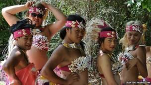 Los fa'afafine de Samoa