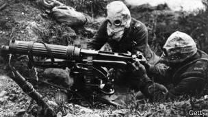 Antigas mask