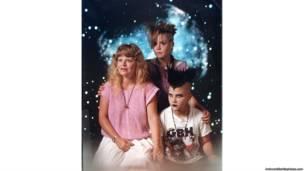 Exposición de Awkward Family Photos