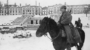 """Серджио Леоне хотел снять """"Ленинград"""""""