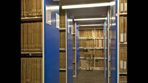 Escondido en la ciudad- archivo. Liu Bolin