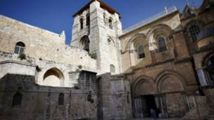 Gereja Makam Kudus