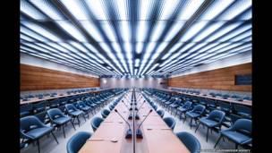 Sala XXIV, ONU, Ginebra (Luca Zanier), 2013