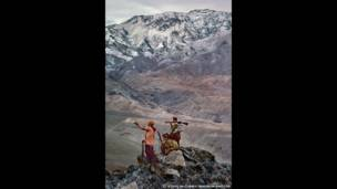 Muyahidines en Hindu Kush, 1984. Steve McCurry/Magnum Photos