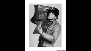 LL Cool J en una imagen de Janette Beckman