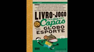 Libro de juego de la Copa Mundial Globo Esporte de Laboratório Secreto