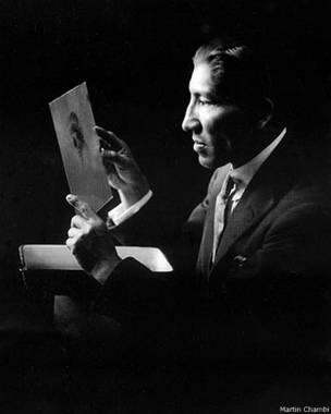 Martín Chambi, autorretrato