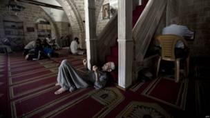 Ramadan di Gaza, Palestina