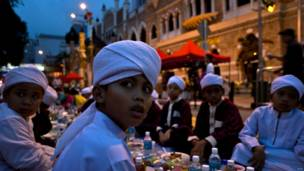 Ramadan di Kuala Lumpur