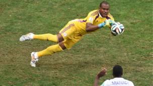 Vincent Enyeama, Nigeria