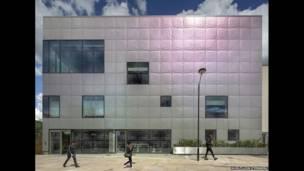 El Spotlight Youth Space, Londres (Reino Unido).