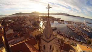 Parroquia católica Saint Nazaire, Francia