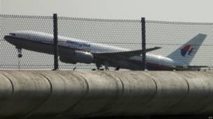 Avión de Malaysia Airlines derribado en Ucrania