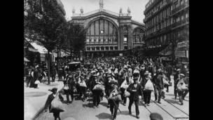 Reservistas franceses