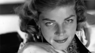 Foto: Lauren Bacall, 1954