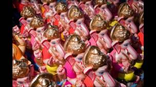 Ídolos de Ganesha
