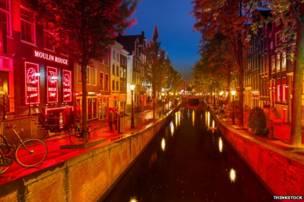 Zona roja Amsterdam