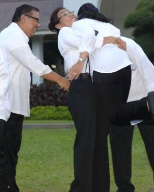 Kabinet kerja diumumkan oleh presiden jokowi bbc indonesia - Kabinet multimedia ...