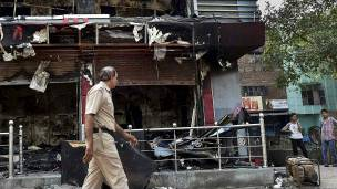 त्रिलोकपुरी में दंगे