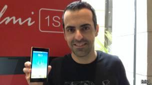 Hugo Barra, vicepresidente de Xiaomi