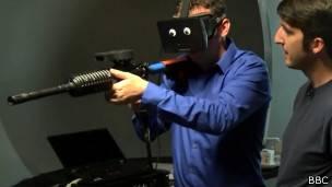 Striker VR.