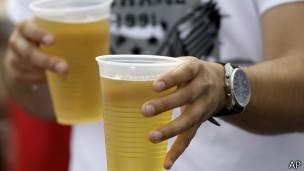 Las infracciones motoras al alcoholismo