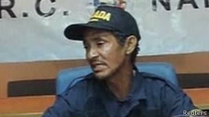 Solano Salazar tras el rescate
