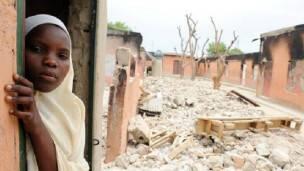 Mashambulio ya Boko Haram Borno