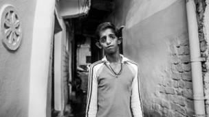 Асим Ансари, фото Назеса Афроза