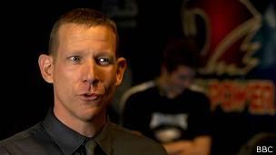 Kurt Melcher, director del programa de becas para deportes electrónicos