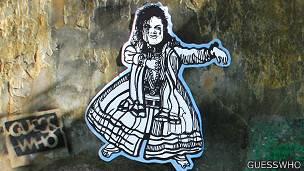 Grafitero indio