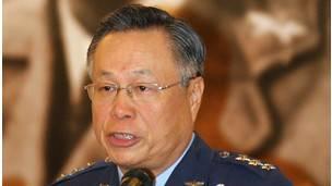 台国防部长指出中共对台渗透手段更加多元和积极,并呼吁