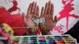 En fotos: el mundo da la bienvenida al 2015