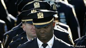Agente de la policia de NY