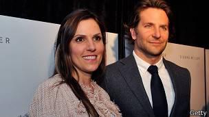 Bradley Cooper y la mujer de Chris Kyle