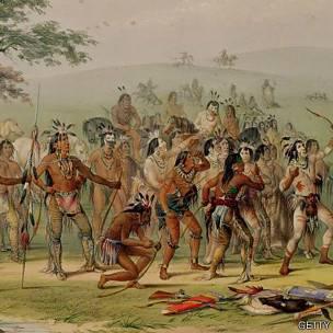 Tribu mandan