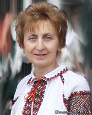 Оксана Новосельська