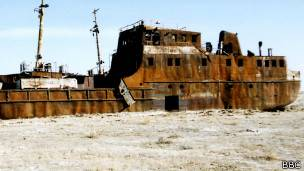 Mar de Aral