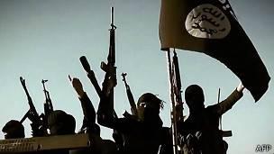 Combatientes de Estado Islámico