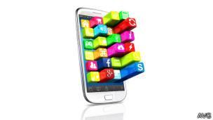 Algunas de las aplicaciones aparecen en varias de las listas de AVG: Facebook, Samsung, Spotify, etc.