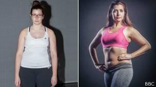 Qué hay detrás de las fotos que prometen un cuerpo ideal