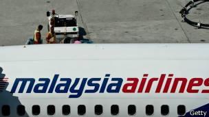 Logo de Malaysia Airline