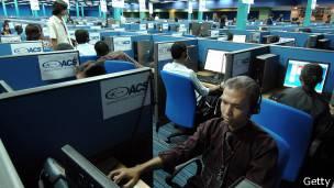 Cada vez más empresas occidentales trasladan sus departamentos administrativos de bajo coste al país.