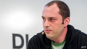Jan Koum, director de WhatsApp