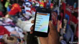 Billetera electrónica en África